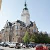 Šumperk - historická budova radnice před rekonstrukcí    zdroj foto: archiv šumpersko.net