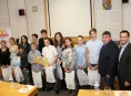 Střední, základní a mateřská škola Šumperk získala stříbro v krajské soutěži