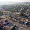 Šumperk - pošta 2 (vedle železničníhonádraží)    zdroj foto: archiv šumpersko.net - M. Jeřábek