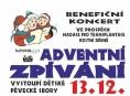 Zábřežské dětské sbory zazpívají na dobročinném koncertu