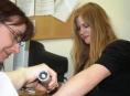 Šumperská nemocnice zdarma vyšetří znaménka