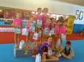 Oddíl šumperské sportovní gymnastiky soutěžil v Bruntále