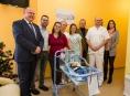 Prvním dítětem roku Olomouckého kraje je Filip z Uničova