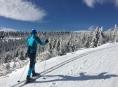 Na hory doveze lyžaře nový skibus