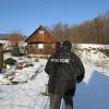 Policie na Jesenicku kontroluje zabezpečení chat   zdroj foto: PČR