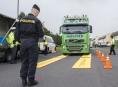 Přetížená auta v Olomouckém kraji odhalí vysokorychlostní váhy