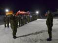 V Jeseníkách byl zahájen extrémní armádní závod Winter Survival