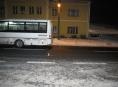 Řidič v Sobotíně se snažil vyhnout chodci, který vstoupil do vozovky