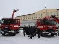 Profesionální hasiči v kraji získali novou techniku