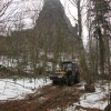 Trosky 1. února 2019                               zdroj foto: Lesy ČR