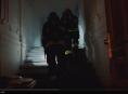 Při požáru v bytovém komplexu hasiči zachránili čtrnáct osob