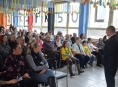 FOTO. Šumperská základní škola oslavila padesátiny