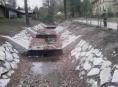 Ondřejovický potok na Jesenicku prošel náročnou úpravou