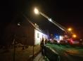 Při požáru v Dalově zemřela jedna nezletilá osoba
