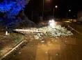 AKTUALIZOVÁNO! Hasiči v Olomouckém kraji odstraňují následky silného větru