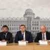 Zleva: Pavel Gebauer, René Neděla, Vladimír Outrata   zdroj foto:: MPo