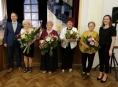 Ocenění převzala v Zábřehu čtveřice učitelek