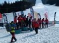 Mezinárodní soutěž Horské služby vyhrála dvojice z Jeseníků