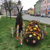 Zaječí rodinka ozdobí na Velikonoce Zábřeh   zdroj foto: M. Walterová