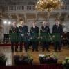 Ve Španělském sále Pražského hradu si ocenění převzali také hasiči z Olomouckého kraje