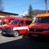 Nová zásahová vozidla pro dobrovolné hasiče na severu Šumperska   zdroj foto: B. Haušková