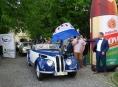 Soutěžní jízdy automobilových veteránů na Zábřežsku