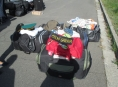 Cestující z Polska převážela v autobuse tisíce cigaret bez platných kolků