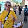 Předsedkyně Ligy proti rakovině v Šumperku MUDr. Jiřina Koutná       foto: archiv šumpersko.net - S. Adoltová