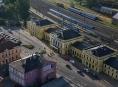 Pošta Šumperk 2 zahájí provoz v budově vlakového nádraží