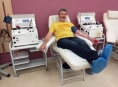 Rekordman darování krve a plazmy je ze Šumperska