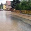 Bouřky v Olomouckém kraji         zdroj foto: HZS OLK