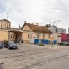 Stará brána do areálu FN Olomouc byla zbourána    zdroj foto: FNOL