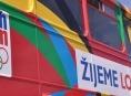 Originální londýnský doubledecker bude ve středu v Olomouci