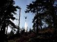 Plameny zasáhly půl hektaru lesa na Šumpersku