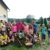 Děti tábořily v Pekařově       zdroj foto: FNOLK