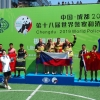 World Police and Fire Games 2019 v Chengdu v Číně   zdroj foto: HZS OLK