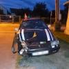 """Motorista s """"vypůjčeným"""" vozidlem havaroval na Jesenicku"""