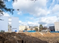 Nový pavilon Hemato-onkologické kliniky má být dokončen v červnu příštího roku