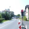 rekonstrukce hlavní křižovatky v Lipové – lázních    zdroj foto: PČR