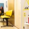 Na dětské oddělení Kliniky zubního lékařství FN Olomouc se nastěhovaly víly    zdroj foto: FNOL