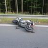 Tragická nehoda motorkáře na Šumpersku
