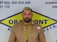 Bojovník MMA Attila Végh navštívil Šumpersko