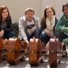 Čtyři violoncella zahrají v Zábřehu     zdroj foto: z.k.