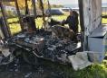 Škoda způsobená požáry na Jesenicku přesahuje milion korun