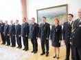 Hasiči Olomouckého kraje převzali celostátní medaile