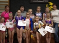 Gymnastky GK Šumperk ladí formu na MČR družstev