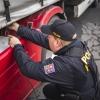 Policie v kraji kontrolovala nákladní vozidla a nelegální migraci