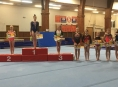 Gymnastka z oddílu GK Šumperk se kvalifikovala do juniorského týmu ČR