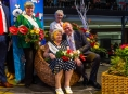Babička Olomouckého kraje získala ve finále stříbrnou šerpu