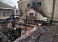 Při požáru kovárny na Šumpersku uchránili hasiči majetek za 10 milionů